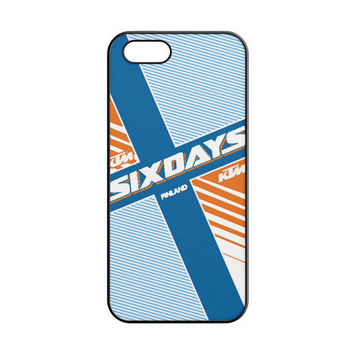 Ktm Motorcycle Six Days Finland Mx iPhone 4 | 4S Case