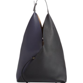 Loewe Calfskin Leather Sling Bag | Nordstrom