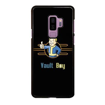 FALLOUT VAULT BOY THUMBS UP Samsung Galaxy S9 Plus  Case