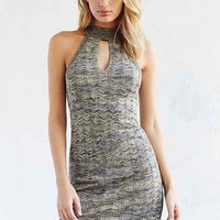 Ecote Multi Yarn Mini Sweater Dress