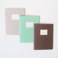 Color Pop Mini Notebook