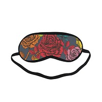 Vintage Rose Sleeping Eye Mask