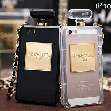 Fashion perfume bottles iphone 4/4s case iphone 5/5s case iphone 5C case Cute samsung galaxy s3/s4/s5 case samsung note2/note3 case