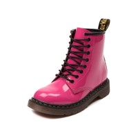 Girls Youth Dr. Martens 8-Eye Lamper Boot
