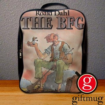 The BFG Book Cover Backpack for Student