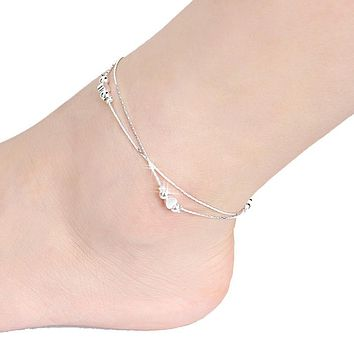 Sexy Women Love Ankle Chain Anklet Foot Jewelry Sandal Beach