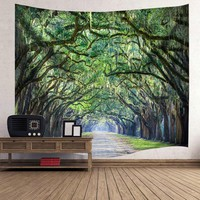 Oak Avenue Wall Tapestry Printed Indian Mandala Tapestry Wall Hanging Tapestries Bedspread Beach Towel Yoga Mat Blanket -OF