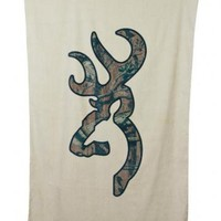Browning Buckmark Beach Towel