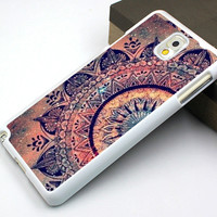 mandala totem Samsung case,mandala flower samsung Note 3 case,vivid flower samsung Note2 case,big flower samsung Note 4 case,mandala Galaxy S3 case,art flower Galaxy S4 case,cool flower Galaxy S5 case