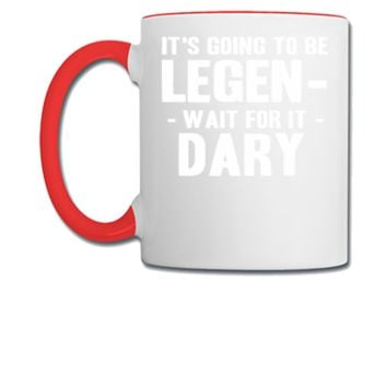 new how i met your mother funny barney - Coffee/Tea Mug