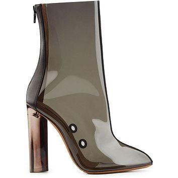 RAELYN Transparent Pointy Toe Boots