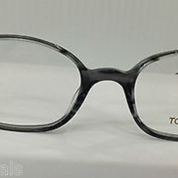 NEW AUTHENTIC TOM FORD TF5151 COL 020 GREY SMOKE PLASTIC EYEGLASSES FRAME