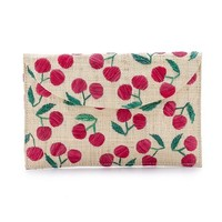 Maraschino Cross Body Clutch