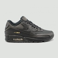 spbest NIKE - Men - Air Max 90 - Black/Gold