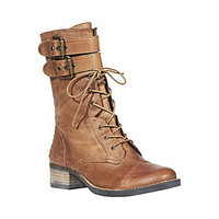 Steve Madden - MIX-UP COGNAC LEATHER