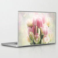 tulip bouquet Laptop & iPad Skin by Sylvia Cook Photography | Society6