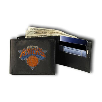 New York Knicks NBA Embroidered Billfold Wallet