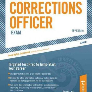 Master the Corrections Officer Exam (Master the Corrections Officer Exam)