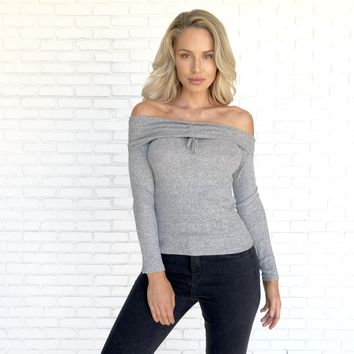 Light As A Feather Knit Top