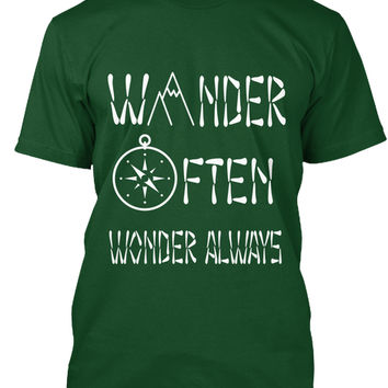 Wander Often Adventure Tee