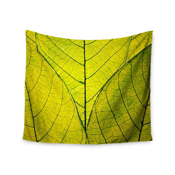 "Robin Dickinson ""Every Leaf a Flower"" Wall Tapestry"