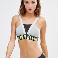 Calvin Klein | Calvin Klein Intense Power Bralette at ASOS