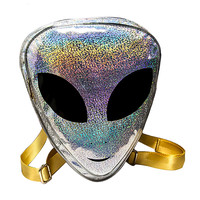 INTO THE COSMOS ALIEN BACKPACK