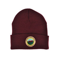 Twin Peaks Sheriff Department Knitted Beanie