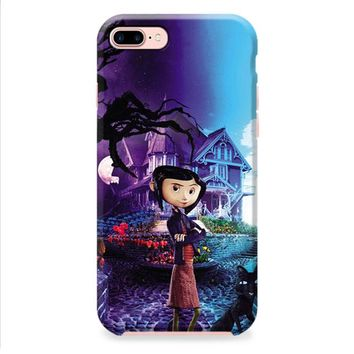 Coraline Cover Movie iPhone 8 | iPhone 8 Plus Case
