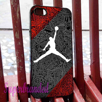 Nba 23 Jordan Air iPhone 5C Case, iPhone 5/5S Case, iPhone 4/4S Case, Samsung Galaxy S3/S4, Samsung Galaxy S5 Cover