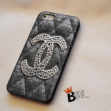 CHANEL Glitter iPhone 4s Case iPhone 5s Case iPhone 6 plus Case, Galaxy S3 Case Galaxy S4 Case Galaxy S5 Case, Note 3 Case Note 4 Case