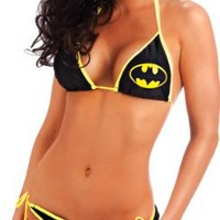 DC Comics Triangle Halter String Bikini