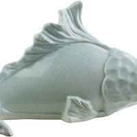 Clearwater Coastal Fish Gray, Light Gray