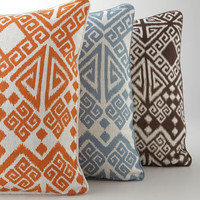 """""""Tangier"""" Accent Pillow - Horchow"""