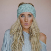 Knitted Headwrap