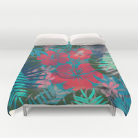 Tarzan Boy Style Duvet Cover by Cafelab