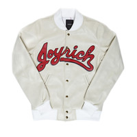 CADILLAC BEAR JACKET / OFF WHITE - JOYRICH Store