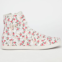 The People's Movement Marcos Hi Mens Shoes Floral  In Sizes