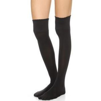 Fake The Socks Over Knees Tights