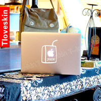juiceDecal for Macbook Pro Air or Ipad Stickers by Tloveskin
