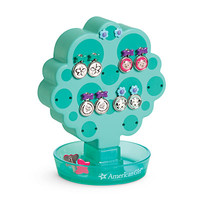 American Girl® Accessories: Aqua Earring Tree