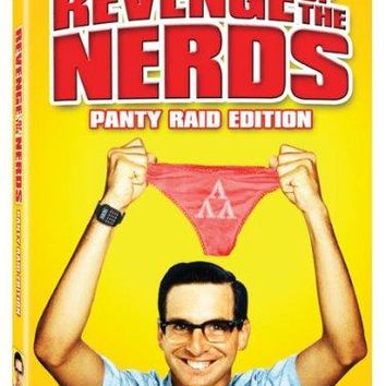 Robert Carradine & Anthony Edwards & Jeff Kanew-Revenge of the Nerds: Panty Raid Edition