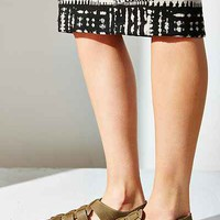 Jeffrey Campbell X UO Leather Rayanne Sandal - Urban Outfitters