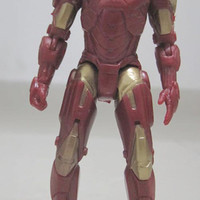 Loose Marvel Universe Iron Man 2 Movie Series Figure American Super Hero Action Anime Figures toys