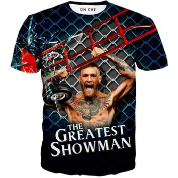 Conor Mcgregor Greatest Showman T-Shirt