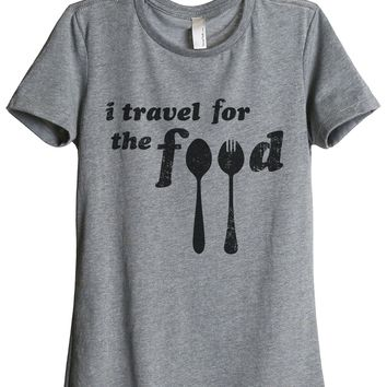 I Travel For The Food
