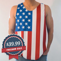 The American Flag Jersey