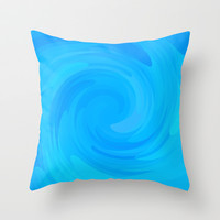 Re-Created Rrose xxxii Throw Pillow by Robert S. Lee