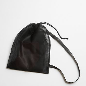 Michi Mesh Bag w/ Drawstring