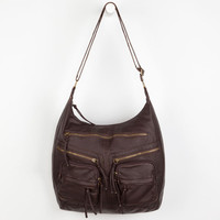 T-Shirt & Jeans Charlene Crossbody Bag Chocolate One Size For Women 24130340201
